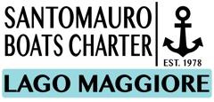 Santomauro Boats Charter Logo