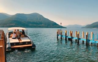 Bootsmiete Brissago und Ascona